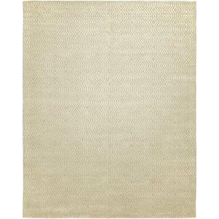 Avalon Linen Handmade Area Rug (12'x15')