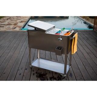 Permasteel 80 Qt. Patio cooler