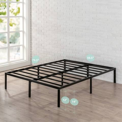 Priage By Zinus 14 Inch Clic Metal Platform Bed Frame