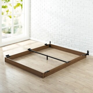 Priage 5-inch Wood Bed Frame