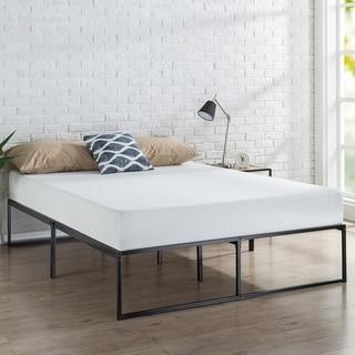 Priage Metal 14 Inch Platform Bed
