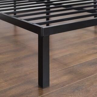 Priage by Zinus Quick Lock 16 Inch Metal Platform Bed