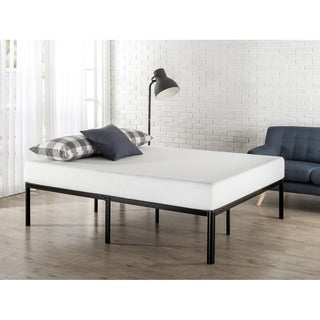 Priage 16-Inch Metal Platform Bed