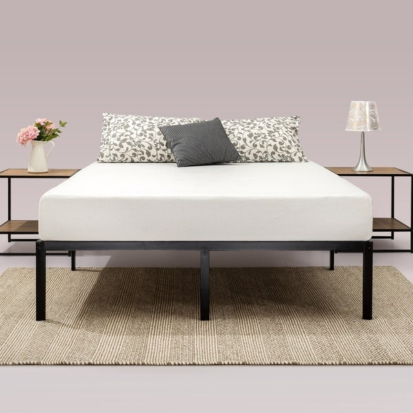 Shop Priage By Zinus Quick Lock 14 Inch Metal Platform Bed