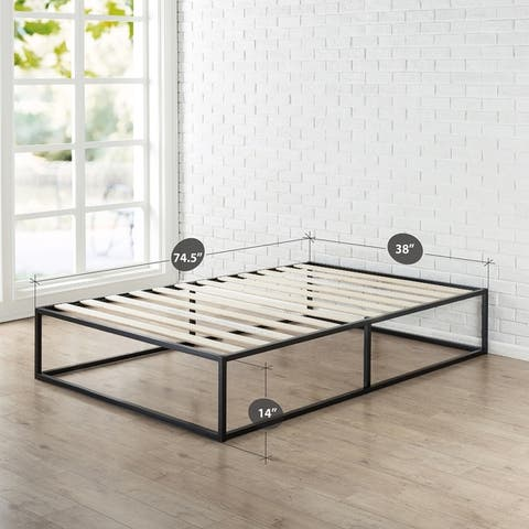Priage by Zinus 14-inch Platform Bed Frame