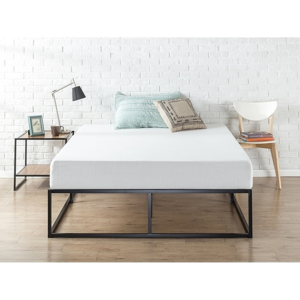 Priage by Zinus 14-inch Platform Bed Frame. Opens flyout.