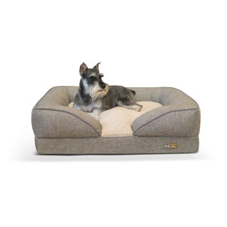 K&H Pet Products Pillow-Top Orthopedic Dog Bed & Lounger (2 options available)