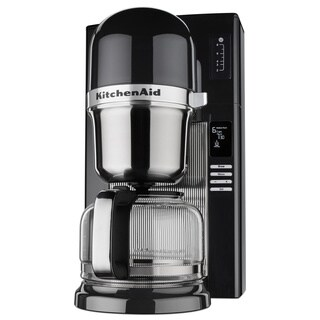 KitchenAid Onyx Black 8 Cup Pour Over Coffee Brewer