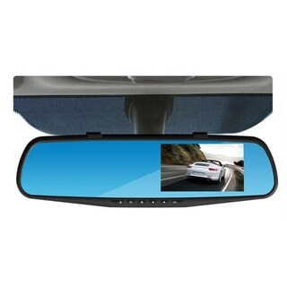 HD LCD Car Vehicle Blackbox DVR Dash Camera Night Vision Cam Video Driving Recorder