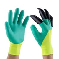 Waterproof Garden Gloves, Claws on the Right Hand, for Gardening, One Fits Most.