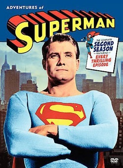 Adventures of Superman: The Complete Second Season (DVD)