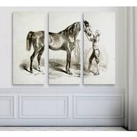 Equine Sketch V