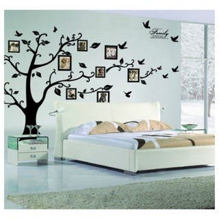 Family Tree Wall Vinyl