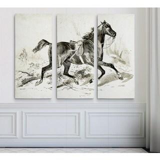 Equine Sketch VIIII