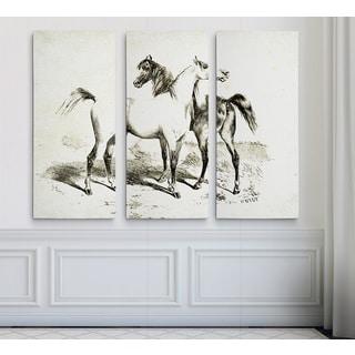 Equine Sketch XXVIV