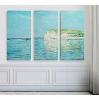 Low-Tide -Claude Monet