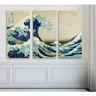 The-Great-Wave -by Katsushika Hokusai