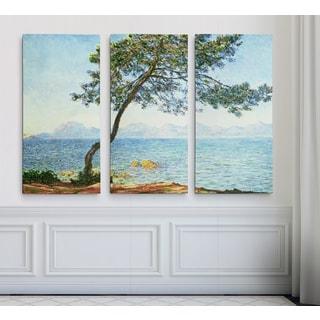 Esterel-Mountains -Claude Monet