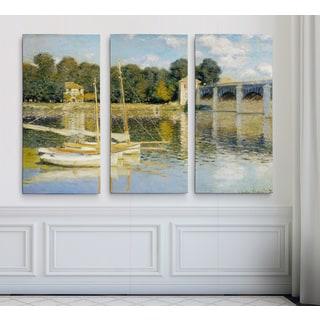 The-Bridge -Claude Monet