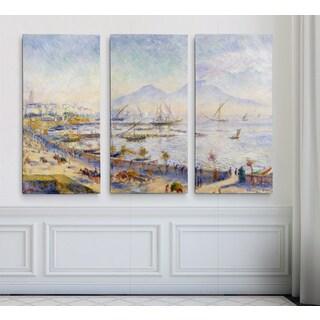 Bay-of-Naples -by Renoir-
