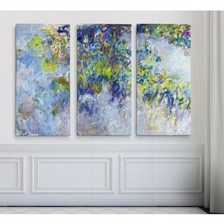 Wisteria -Claude Monet
