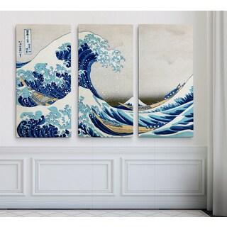 The-Great-Wave -by Katsushika Hokusai