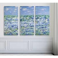 Waves-Breaking -Claude Monet