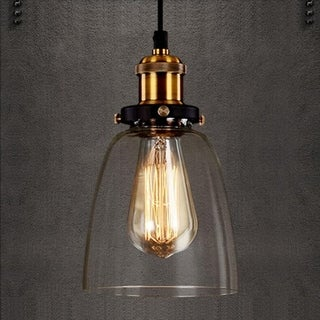 40W Loft Chandeliers Retro Styling Chandeliers Hanging Chandeliers Pendant Lamp Amber Color