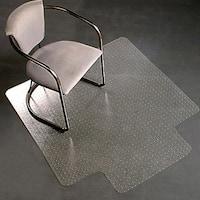Cleartex Advantagemat Pvc Clear Chair Mat For Medium