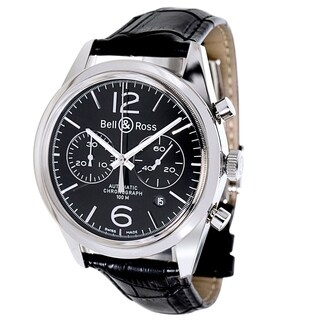 Breitling A13050.1 Men's Watch in Stainless Steel|https://ak1.ostkcdn.com/images/products/17075377/P23348621.jpg?_ostk_perf_=percv&impolicy=medium