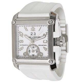 Baume & Mercier Hampton Magnum Ladies Watch in Stainless Steel