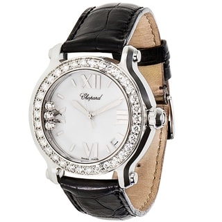 Chopard Happy Sport 27/8475-3018 Unisex Watch in Stainless Steel