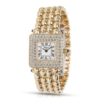 Chopard Classic 10/6115-13 Ladies Watch in 18K Yellow Gold