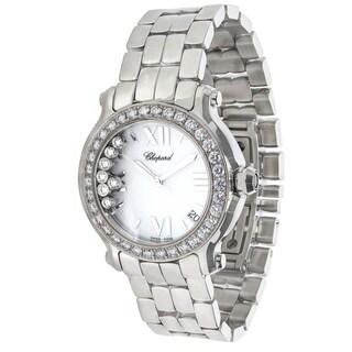Chopard Happy Sport 27/8478-20 Women's Watch in Stainless Steel