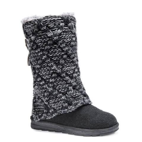 MUK LUKS Womens Shawna Boots