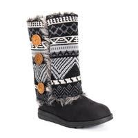 MUK LUKS® Women's Reversible Andrea Boots