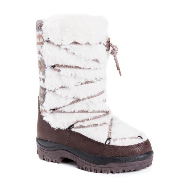 MUK LUKS® Women's Massak Snowboots. Opens flyout.