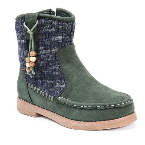 MUK LUKS Womens Kellie Boots