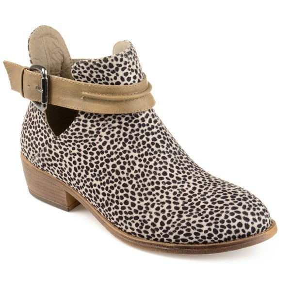 Journee Collection Mavrik ... Women's Ankle Boots cheap sale very cheap buy cheap perfect sale comfortable pOGZECc