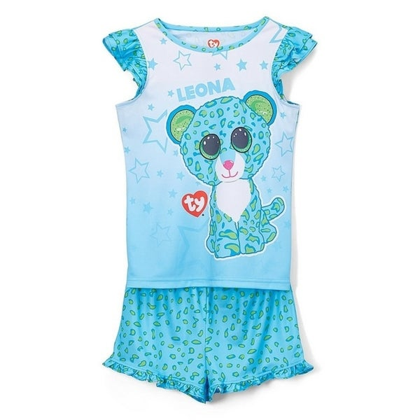 5b37ff3d48b Shop Beanie Boo Leona Pajama Set - Free Shipping On Orders Over  45 -  Overstock - 17075648
