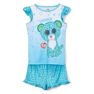 Beanie Boo Leona Pajama Set