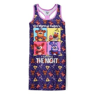 Five Nights at Freddy's 'I Survived' Nightgown - Girls