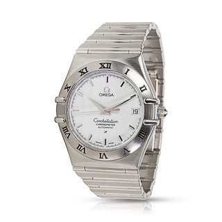 Omega Constellation 1506.20.00 Men's Watch in Stainless Steel