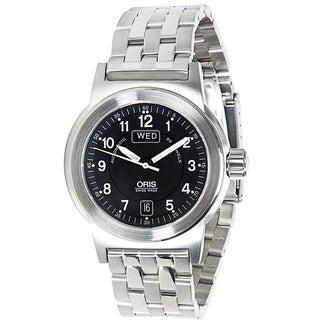 Oris BC 3 7500 Men's Watch in Stainless Steel