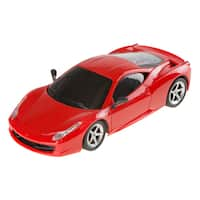Hey! Play! 1:24 Scale Model Car with Lights, Sounds and Full Movement Functionality Toy Remote Control Car