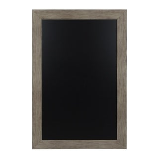 DesignOvation Beatrice Framed Magnetic Chalkboard, 29.5x45.5