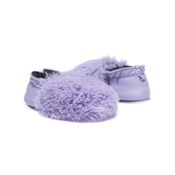 MUK LUKS® Lavender Baby Soft Shoes