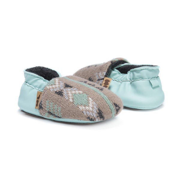 MUK LUKS® Wintergreen Baby Soft Shoes