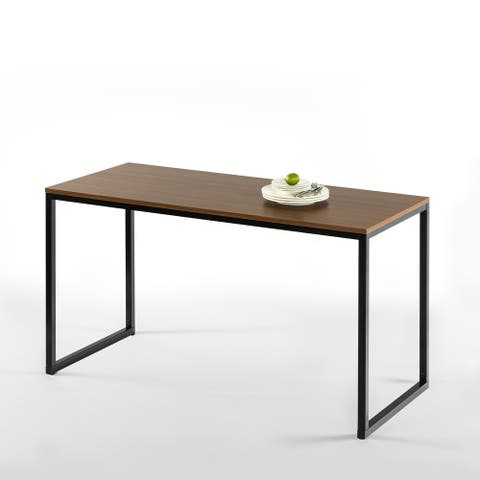 Priage by Zinus Soho Rectangular Table Only, Office Desk, 55 Inch