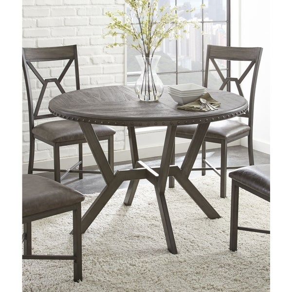 Shop Asbury 45 Inch Round Dining Table By Greyson Living   On Sale   Free  Shipping Today   Overstock   17076634